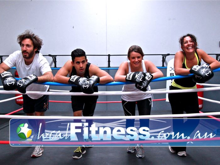 YMCA Monash Fitness Centre Notting Hill Gym Boxing Our team boxing training is fun
