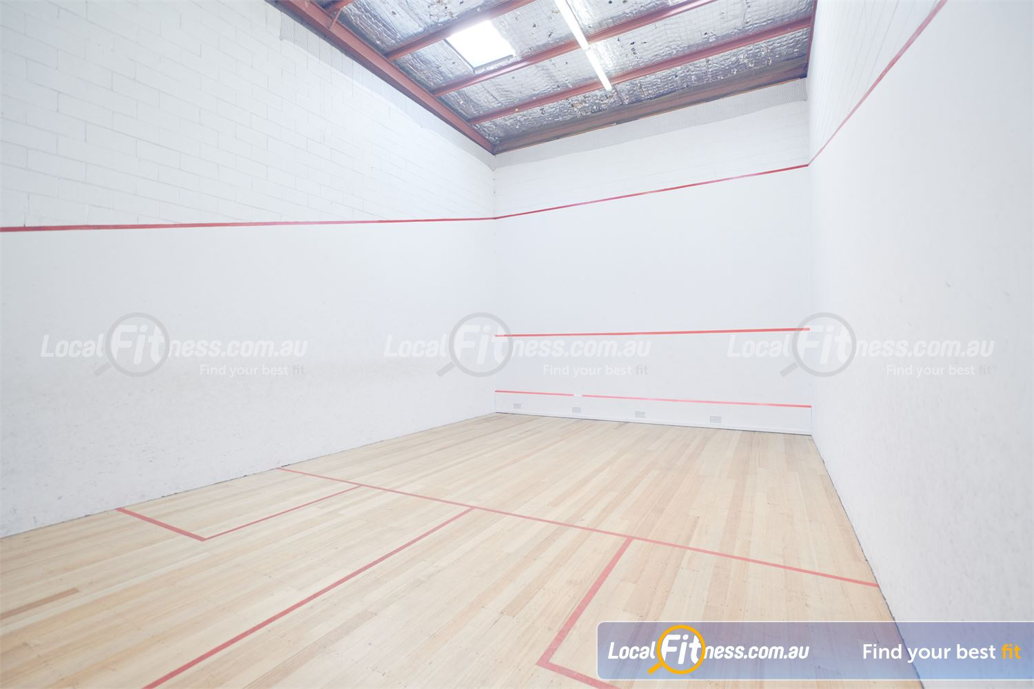 Goodlife Health Clubs Near Braeside Goodlife Dingley provides 2 indoor squash courts.
