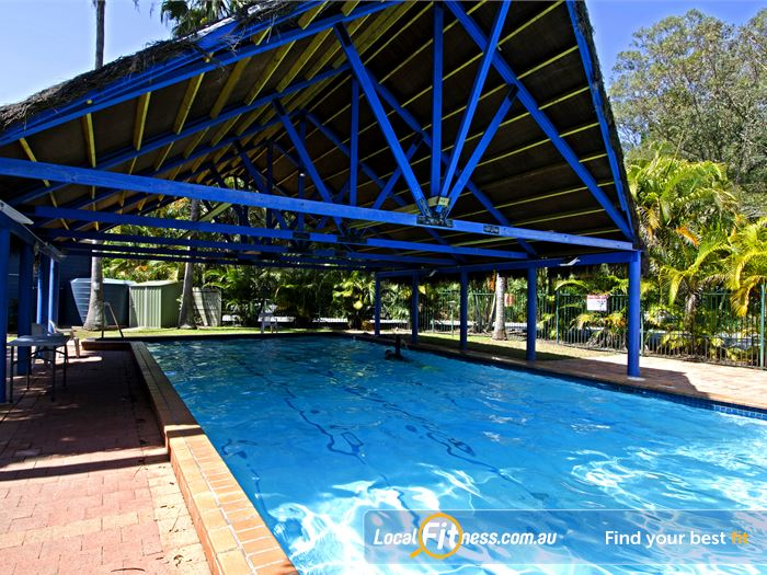 Goodlife Health Clubs Swimming Pool Kelvin Grove  | Outdoor undercover Bardon swimming pool.