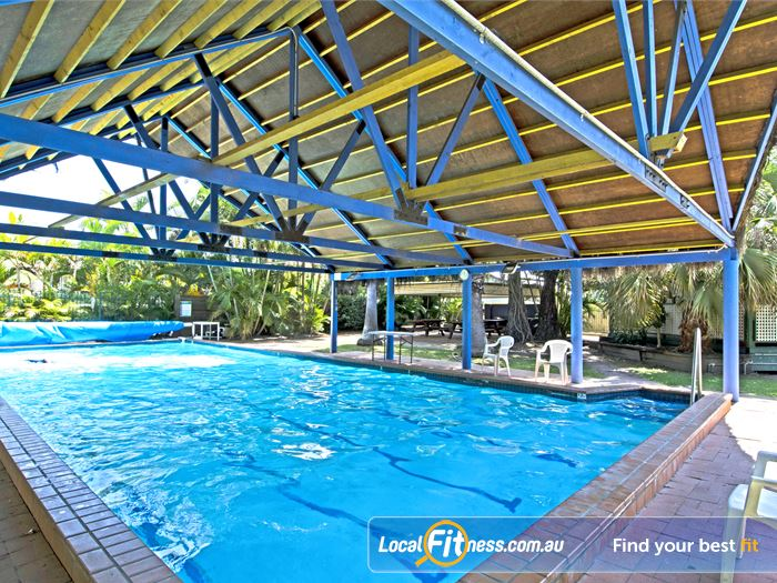 Goodlife Health Clubs Swimming Pool Kelvin Grove  | 25 m lap swimming pool perfect for lap