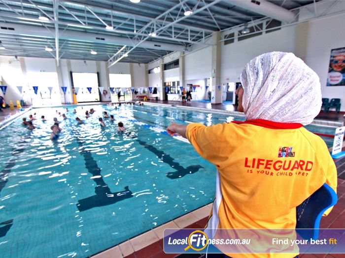 Fawkner Leisure Centre Thomastown Gym Swimming Fawkner swimming lifeguards