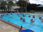 Dayboro Pool and Gym Dayboro Gym Swimming Dayboro aqua classes is a