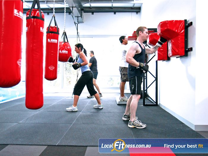 Genesis Fitness Clubs Maidstone Gym Boxing Join in on our many 'specialised