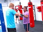 Genesis Fitness Clubs Maidstone Gym Boxing Experience cardio boxing with