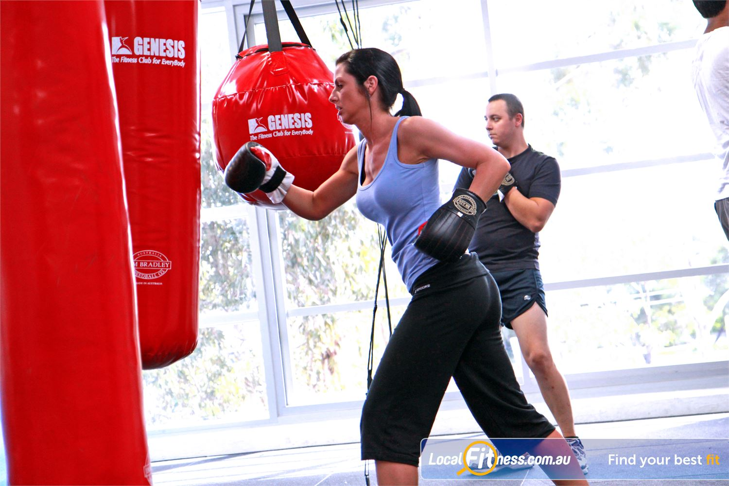 Genesis Fitness Clubs Near Maribyrnong A extensive range of heavy bags, hanging bags, speed balls and more.