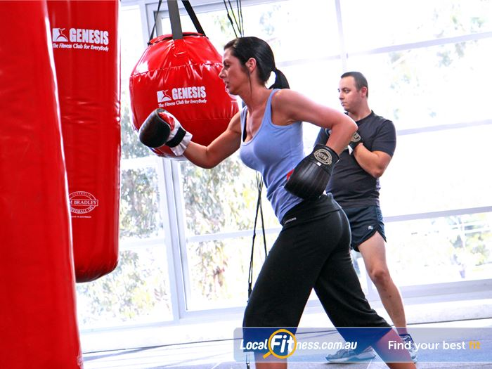 Genesis Fitness Clubs Maribyrnong Gym Boxing A extensive range of heavy bags,