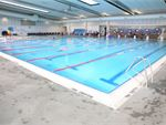 Aquahub Croydon Gym Swimming The warm water pool in the
