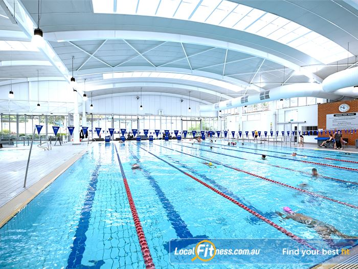 Aquarena aquatic and leisure centre doncaster templestowe lower gym sports facilities photo Canterbury swimming pool opening hours