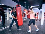 Goodlife Health Clubs Cross Roads Westbourne Park Gym Boxing Enjoy cardio boxing in our