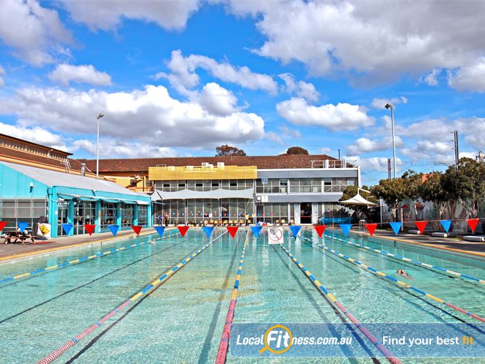 Brunswick baths outdoor pool near coburg the outdoor for Outdoor pools open