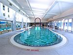 Brunswick Baths Brunswick East Gym Swimming An interactive aquatic space