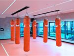 Fitness First Flinders St Platinum Melbourne Gym Boxing The dedicated MMA / Boxing area