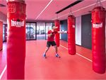 Fitness First Flinders St Platinum East Melbourne Gym Boxing Fully equipped with heavy bags,
