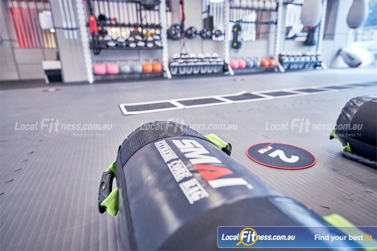 Goodlife Health Clubs Knox City Near Scoresby Regular gym workouts don't compare to the experience inside an Arena studio.