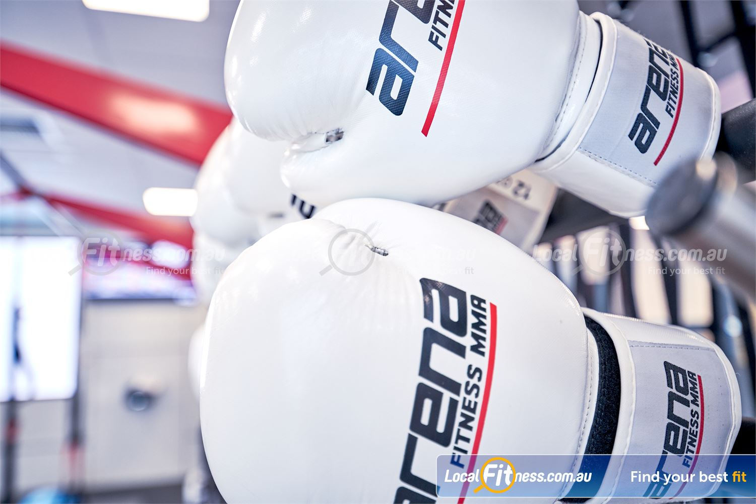 Goodlife Health Clubs Knox City Near Wantirna Boxing & MMA merged into intense coach-led circuits.