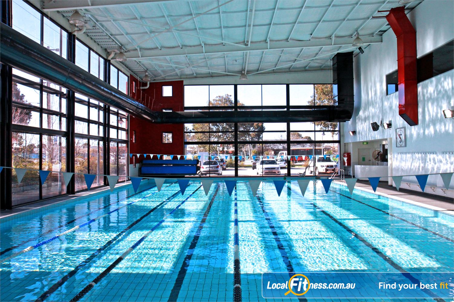 Goodlife Health Clubs Cannington Our Cannington swimming pool is perfect for lap swimming.