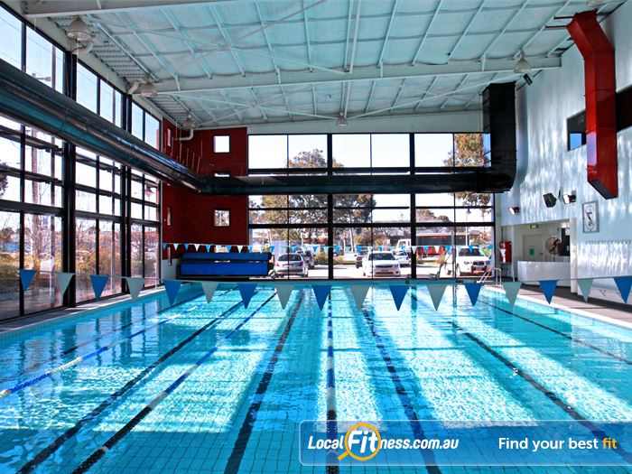 Goodlife Health Clubs Swimming Pool Perth  | Our Cannington swimming pool is perfect for lap