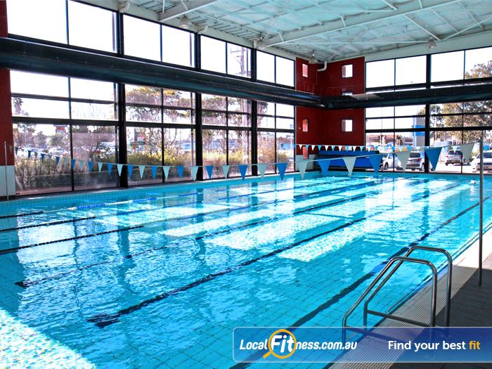 Goodlife Health Clubs Swimming Pool Perth  | The exclusive Cannington indoor swimming pool.