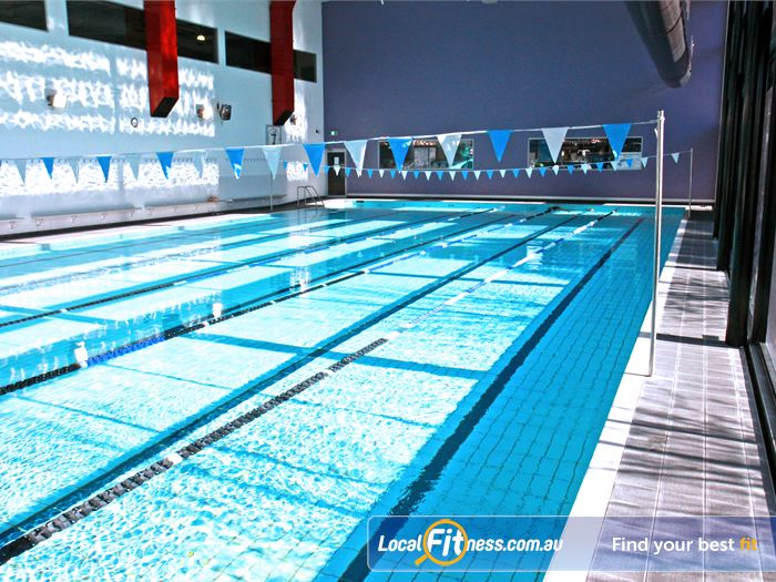 Goodlife Health Clubs Swimming Pool Perth  | 1 of only a few Goodlife Clubs in