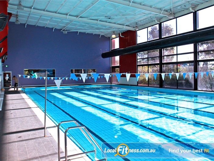 Goodlife Health Clubs Swimming Pool Near Bentley Join In On Our Range Of Cannington Aquatic