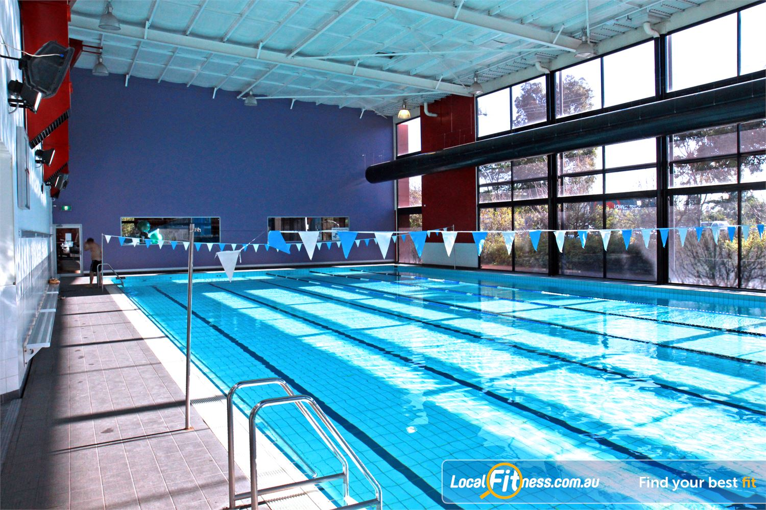 Goodlife Health Clubs Near Bentley Join in on our range of Cannington aquatic activities.