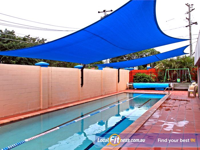 Goodlife Health Clubs Swimming Pool Kelvin Grove  | The Morningside swimming pool is heated for your