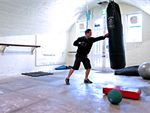 Doherty's Gym Melbourne Gym Boxing The new Melbourne boxing area at