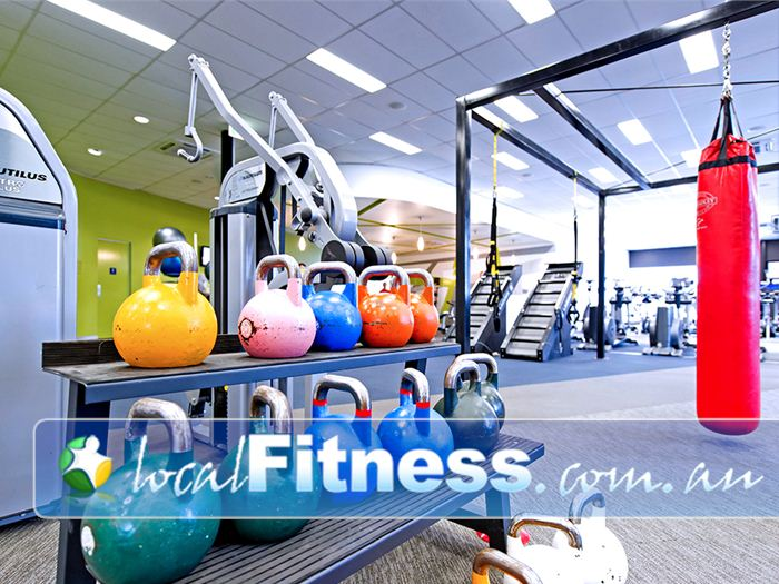 Genesis Fitness Clubs Near Speers Point Add boxing, kettlebell, TRX suspension training into your workout.