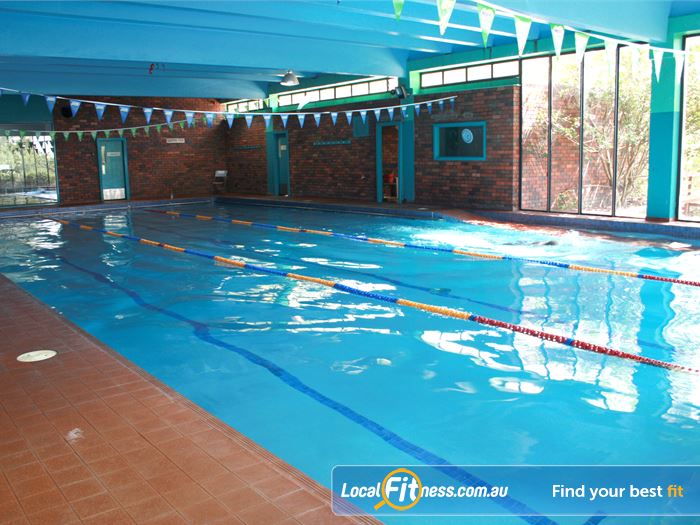 Lifestyle Fitness Swimming Pool Waverley Park  | Exclusive Wheeler Hill swimming pool at Lifestyle Fitness.