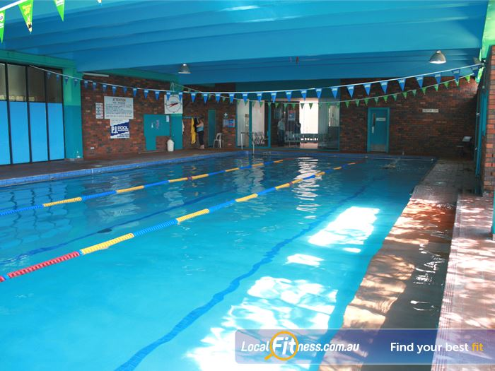 Lifestyle Fitness Swimming Pool Waverley Park  | Multi-lane Wheelers Hill swimming pool perfect for private