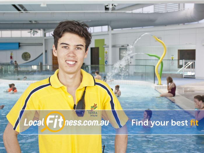 Collingwood Leisure Centre - Yarra Leisure Swimming Pool Melbourne  | Safety first with our lifeguards always on deck.
