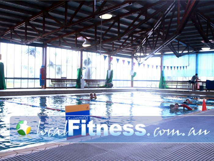 Collingwood Leisure Centre - Yarra Leisure Clifton Hill A separate pool for our learning to swim programs.