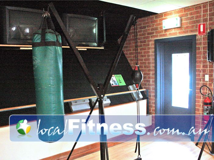 Collingwood Leisure Centre - Yarra Leisure Clifton Hill Try our punching bags to let off steam.