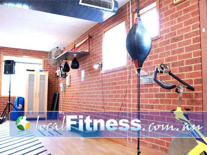 Collingwood Leisure Centre - Yarra Leisure Near Northcote A spacious environment for boxing training.
