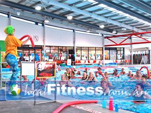 Aqua-aerobics Melbourne - Great fitness & strength body conditioner. Classes vary between shallow