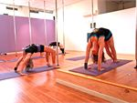 Stretch & Flex This class combines Yoga, Pilates, Tai Chi, Ballet and even