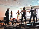 Pilates Reformer Intro The Pilates introductory class is ideal for those who have