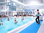 Aquatic Kick and Box Weight bearing, low impact, high resistance. Designed for all levels