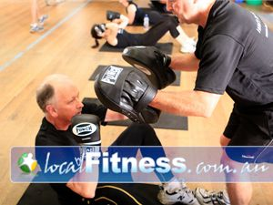 Boxing Fitness Melbourne - A boxing session focused on keeping your heart pumping.