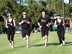 Running Group Enjoy the benefits of cardio for fitness with our running