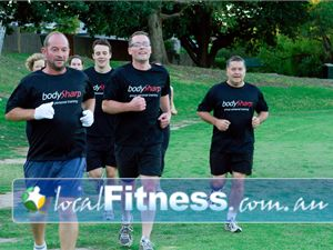 Blokes Boot Camp Melbourne - A Boot camp for blokes only. Dads, husbands, boyfriends. A