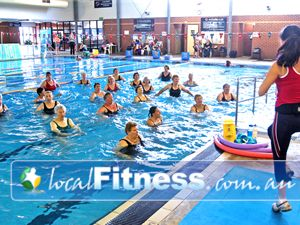 Aqua Fit Melbourne - Water exercise is an excellent way for individuals of all