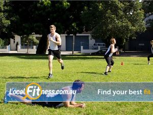Group Training Sydney - The Healthy life training sessions add variety to their workouts