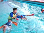 Gentle Aqua Good low-impact water workout - great introduction to aquatic exercise