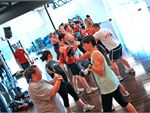 Boxing Blitz An all-over cardio workout including muscle conditioning, use of boxing