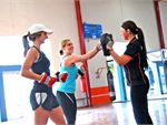 Basic Beginners Boxercise Basic Beginners Boxercise is a class that primarily teaches basic