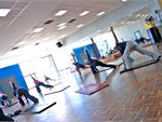 Pilates Pilates is based on developing strength in the body's core