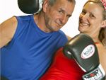 BOXING for Fitness Learn boxing & kicking techniquesthen put them into use with
