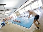 Aquamarc (50+ class) an exercise class held in the warm water