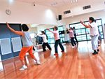 Tai Chi Improves joint flexibility, balance and co-ordination, calms the nervous system